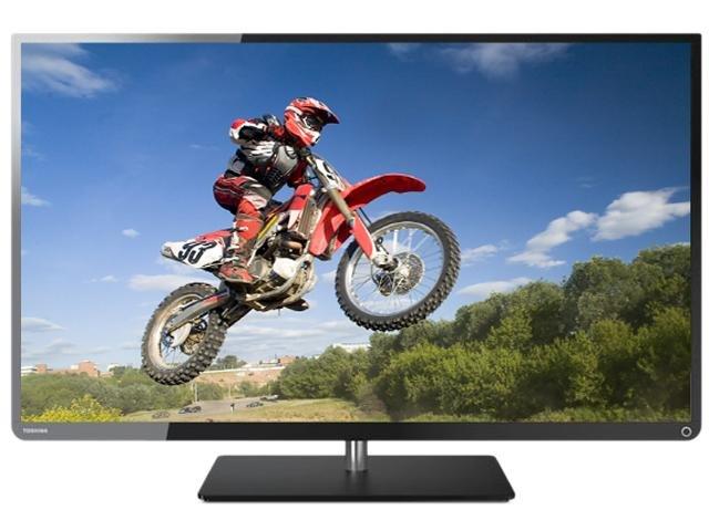 Toshiba 50 inch Class 120Hz LED TV - 50L1350U