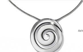 Vertigo necklace