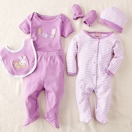 Lovely Layettes Collection