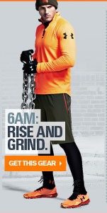 6AM: RISE AND GRIND. - GET THIS GEAR
