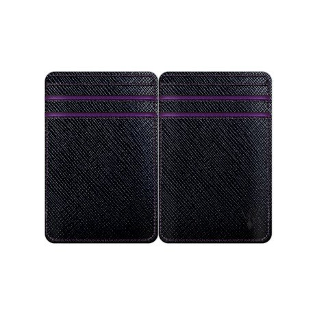 RFID Magic Wallet // Purple