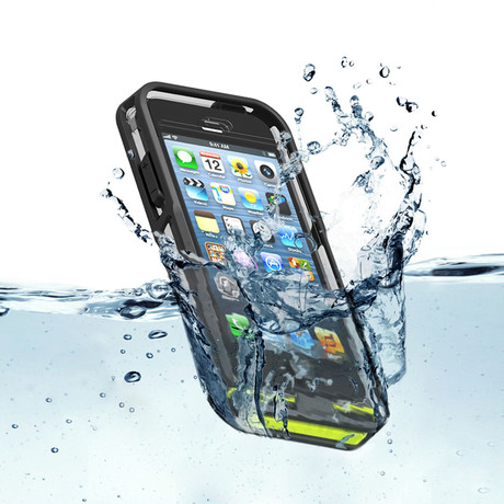 Fantom Five Waterproof Case for iPhone 5