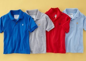 Study in Style: Kids' Polos