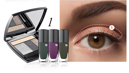 1. Get dramatic eye impact