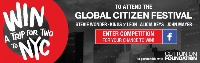 Win tickets to New York!