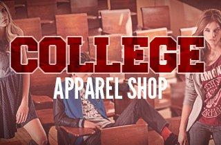 College Apparel Shop