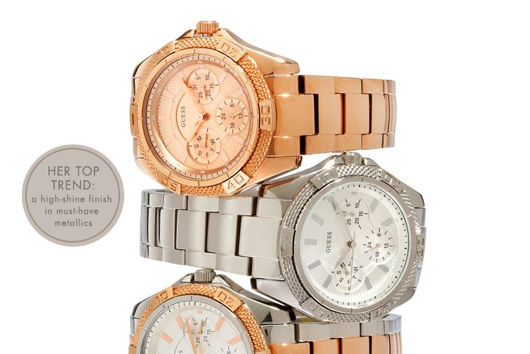 Shop new Watches for Her