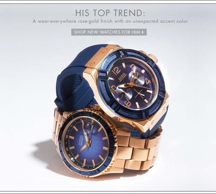 Shop new Watches for Him