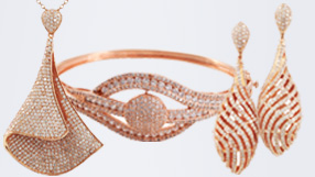 Trend Alert - Rose Gold Jewelry
