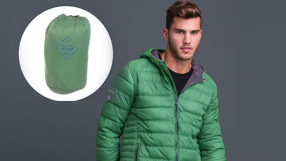 Packable Down Jackets by Point Zero