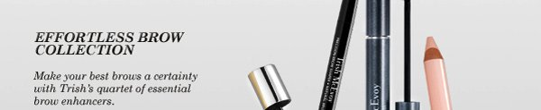 Effortless Brow Collection