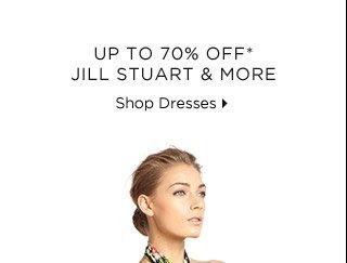 Up To 70% Off* Jill Stuart & More
