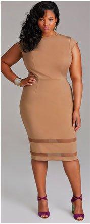 Kendal Cap Sleeve Dress by Monif C.