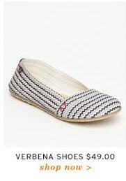 Verbena Shoes $49.00 - Shop Now