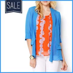 Women's Apparel Blowout:  Jackets & Blazers