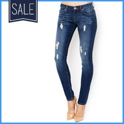 Women's Apparel Blowout: Jeans