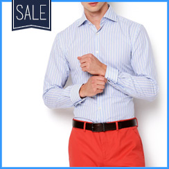 Designer Men's Apparel Blowout
