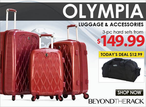 Olympia Luggage and Accessories