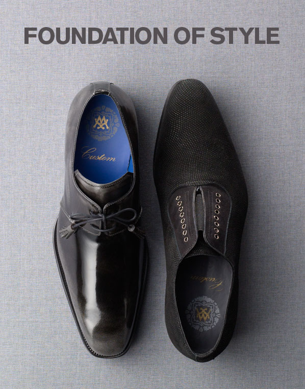 FOUNDATION OF STYLE