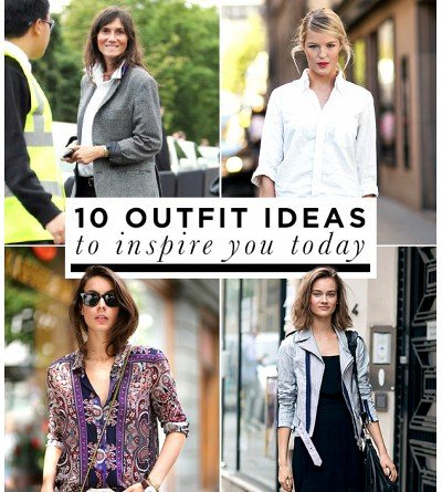 Steer Clear Of A Wardrobe Rut With These 10 Must-Try Outfit Ideas