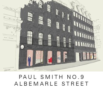 PAUL SMITH No.9  ALBEMARLE STREET