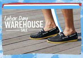Shop Labor Day Blowout: Footwear