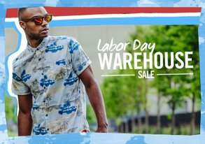 Shop Labor Day Blowout: Apparel