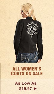 All Womens Outerwear on Sale