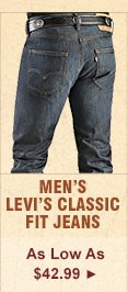 All Mens Wrangler Prewashed Jeans on Sale