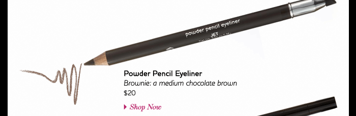 Powder Pencil Eyeliner