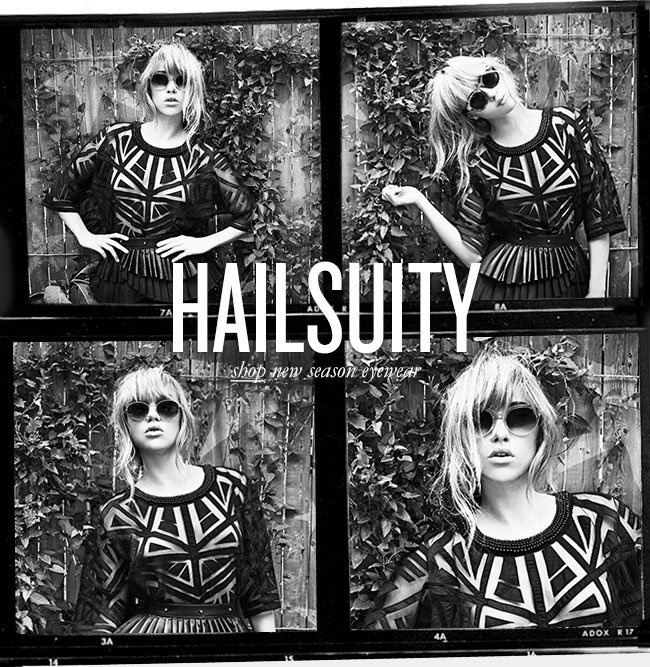 HAILSUITY shop new season eyewear