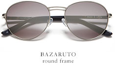 BAZARUTO round frame