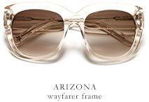 ARIZONA wayfarer frame