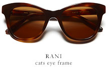 RANI cats eye frame