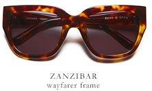 ZANZIBAR wayfarer frame