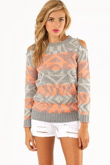 TRICKLY TRIBLE SWEATER 37