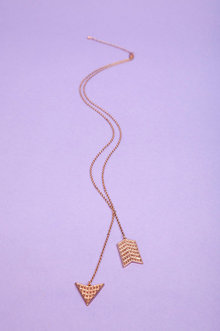 BOW AND ARROW NECKLACE 10