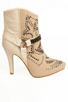 SHANIA STUDDED BOOTIE 68