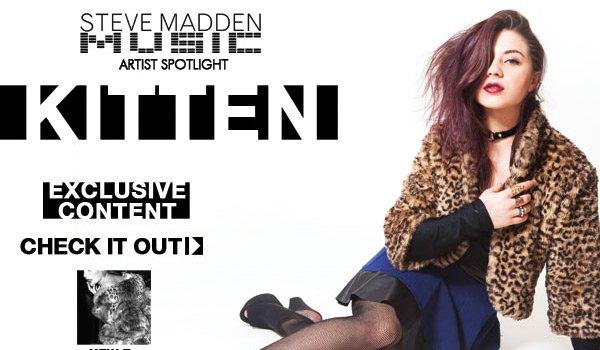 Steve Madden Music Artist Spotlight on Kitten