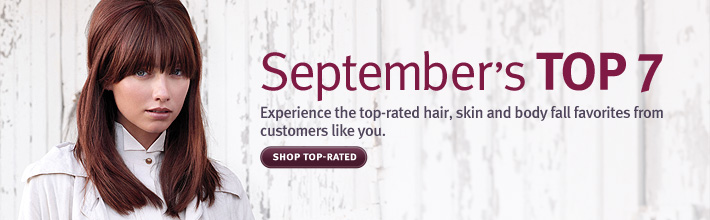 september's top 7. shop top rated.