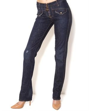 Just Cavalli Slim Fit Jeans - Made In Italy