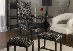 Shop the Room: Black & White