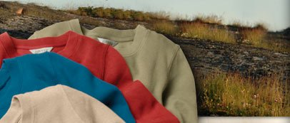Our velvety soft, all-cotton pullover is an ideal addition to your casual fall wardrobe.