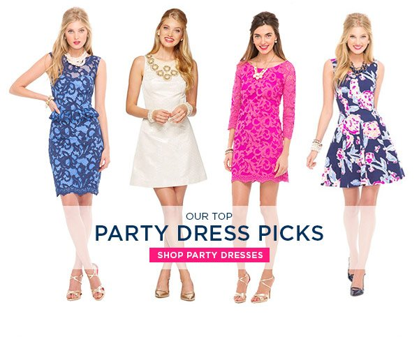 Party Dress Picks