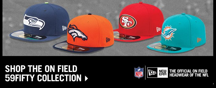 Shop The On Field 59FIFTY Collection