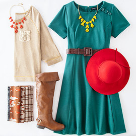 Shop the Look Plus: Fall Festivities