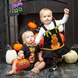 Boo-tiful Baby: Costumes & Apparel