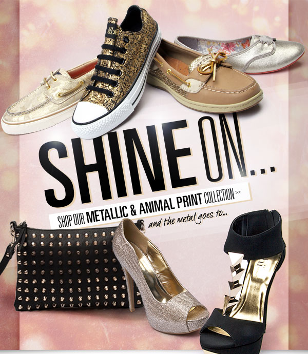 Shine On... + Free Shipping