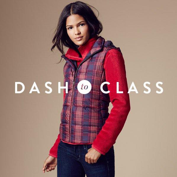 DASH to CLASS