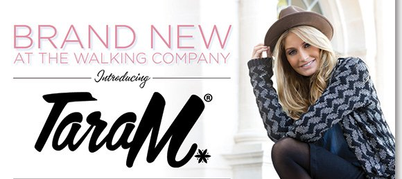 Introducing the fashionable new Tara M. collection! Slip into brand new styles featuring soft, luxurious leathers, removable polyurethane footbeds, and flexible rubber lug outsoles for the all-day comfort you need! Shop now to find the best selection online and in-stores at The Walking Company.
